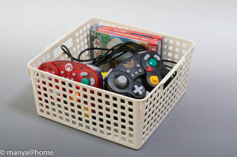 ホリ クラシックコントローラー for Nintendo Switch 3色 100均ケース収納