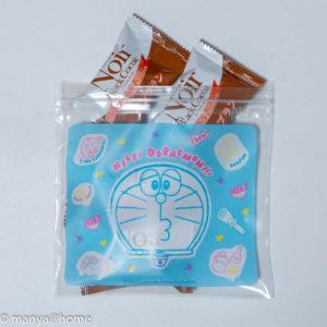 ドラえもん コラボ ストックバッグ(小)お菓子シェア