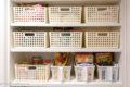 パントリー収納に向いた100均収納ケースを選ぼう。