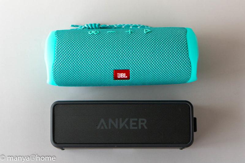 Anker Soundcore2【改善版】 JBL FLIP5