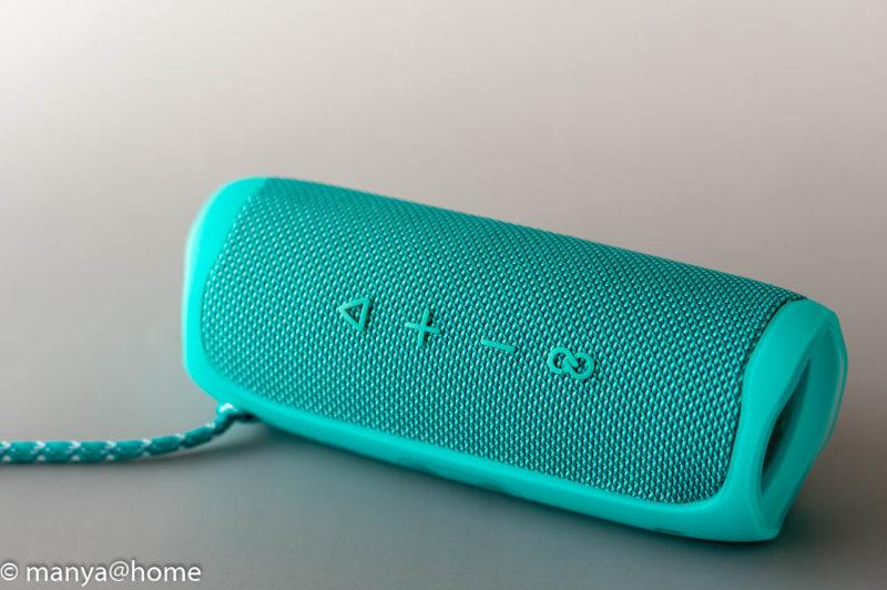 JBL FLIP5 Bluetoothスピーカー 背面