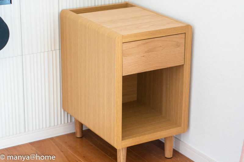 SSEIKI CURIP-3 SIDE TABLE 30 完成状態