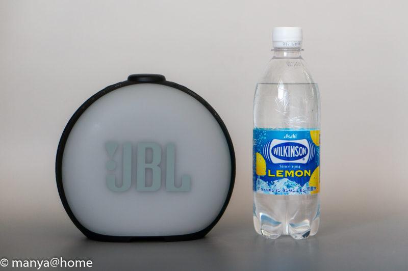 JBL HORIZON2 サイズ比較背面