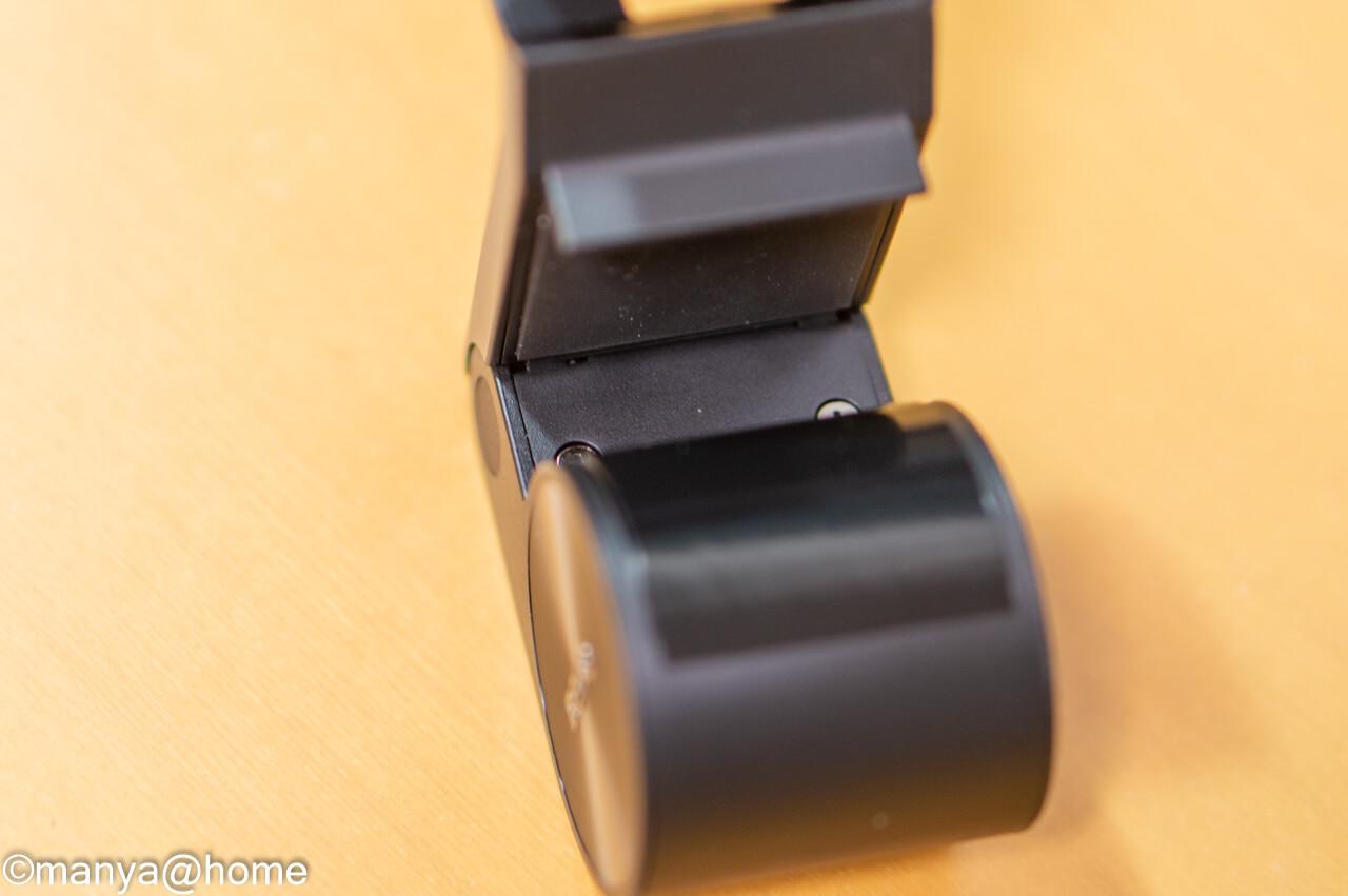 Ben-Qスクリーンバー クリップ部モニター爪部分