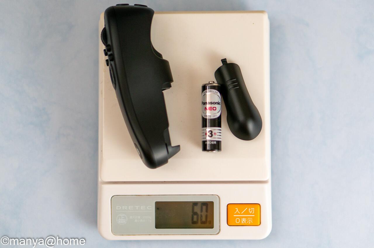タブメイト(CLIP STUDIO TABMATE)重量