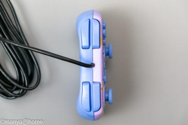 どうぶつの森 ホリパッドミニ for Nintendo Switch LRキー