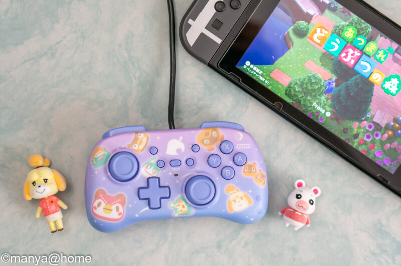 どうぶつの森 ホリパッドミニ for Nintendo Switch アイキャッチ画像
