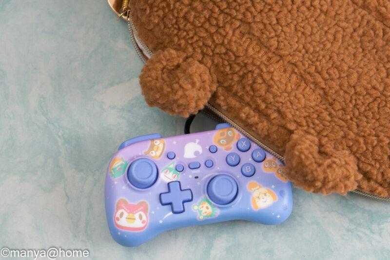 どうぶつの森 ホリパッドミニ for Nintendo Switch イメージ